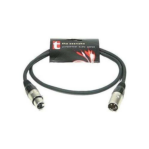 THE SSSNAKE SK233-09 XLR PATCH
