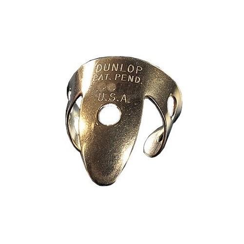DUNLOP FINGER RING 018\ BRASS