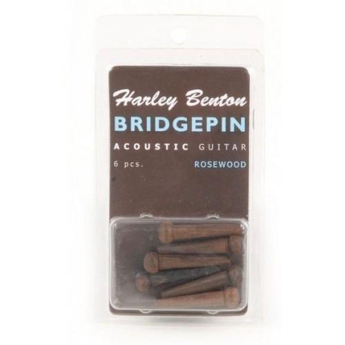 HARLEY BENTON BRIDGEPIN SET ROSEWOOD DOT
