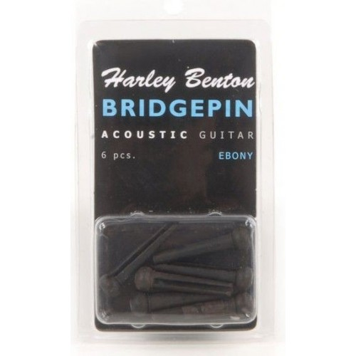 HARLEY BENTON BRIDGEPIN SET EBONY DOT