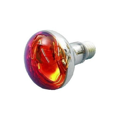OMNILUX R80 LAMP E27 RED
