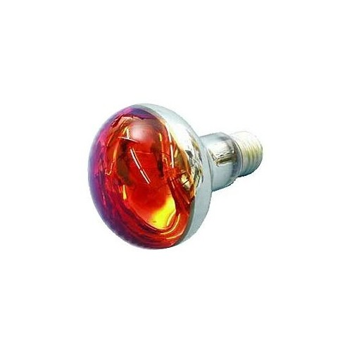 OMNILUX R80 LAMP E27 ORANGE