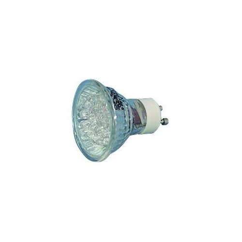 OMNILUX GU-10 18 LED WHITE 3000K