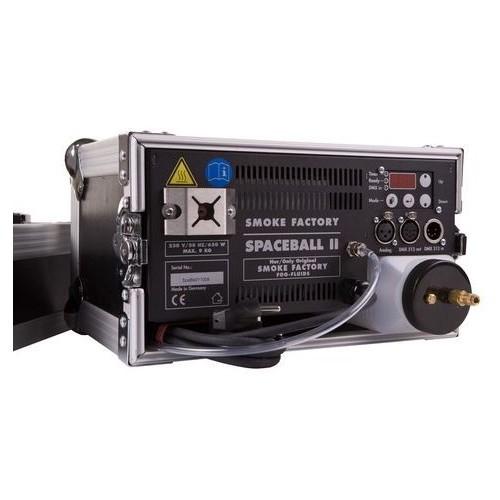 Smoke Factory Spaceball II