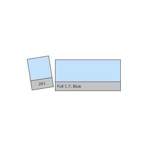 Lee Colour Filter 201 F.C.T. Blue