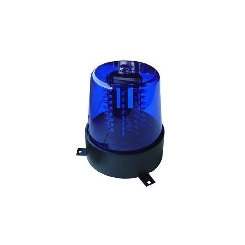American DJ LED Beacon Blue Police Light