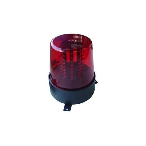 American DJ LED Beacon Red Police Light