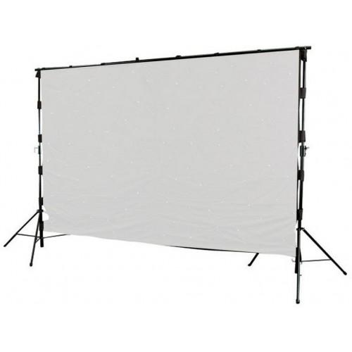 Varytec Backtruss Curtain Stands Set