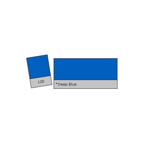 Lee Colour Filter 120 Deep Blue