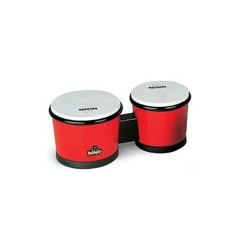 Meinl Nino 19R Bongo ABS Red