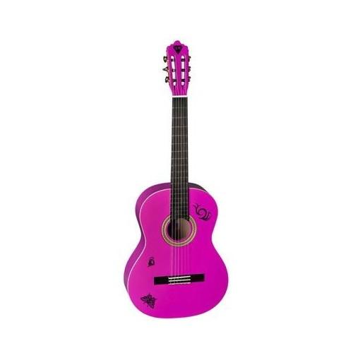 La Mancha Glacial - 59 pink metallic