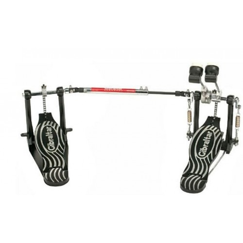 Gibraltar 4611DB Bass Drum Double Pedal