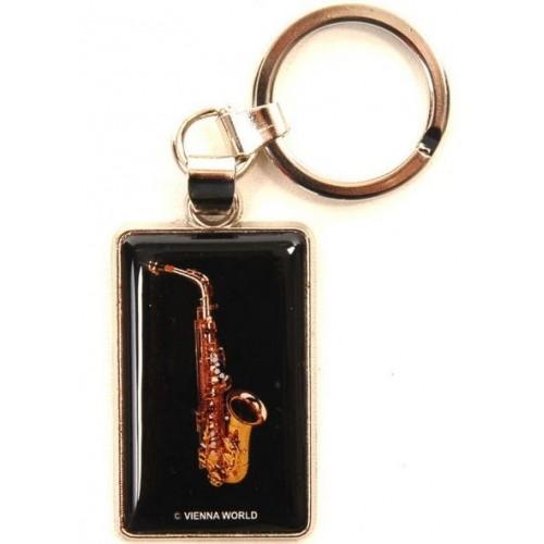 Vienna World Key Ring Saxophone