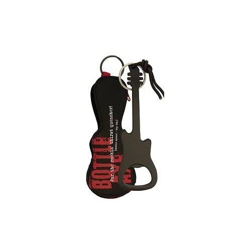 Music Sales Bottle Opener Gtr Black