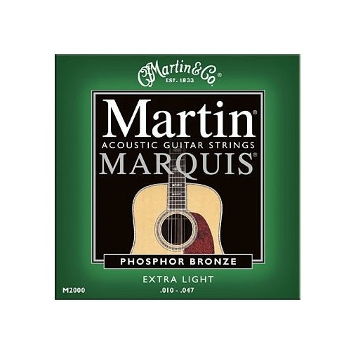 Martin Guitars Marquis M2000 Extra Light
