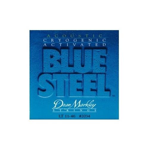 Dean Markley 2034 LT Western Blue Steel