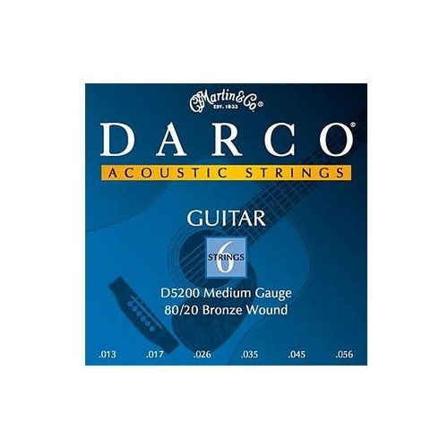 Martin Guitars Darco D5200