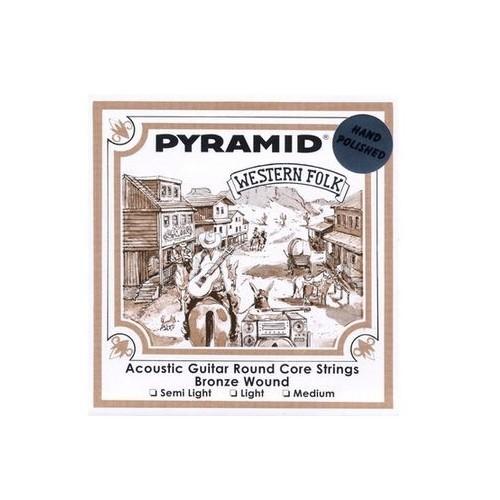 Pyramid PR328 Roundcore Polished Set