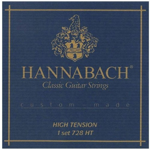 Hannabach 728HT Classical Guitar Strings