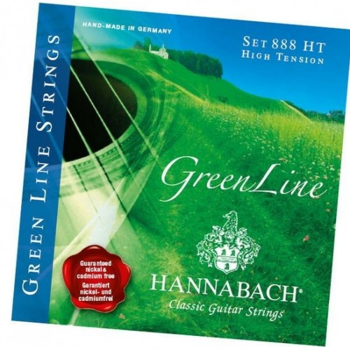 Hannabach 888HT Greenline