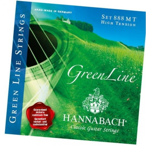 Hannabach 888MT Greenline
