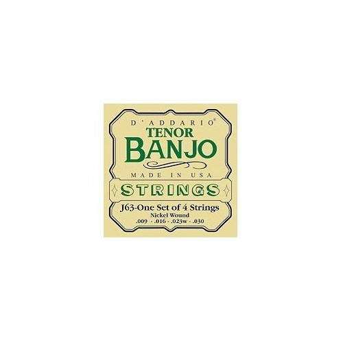 Daddario J63 Tenor Banjo
