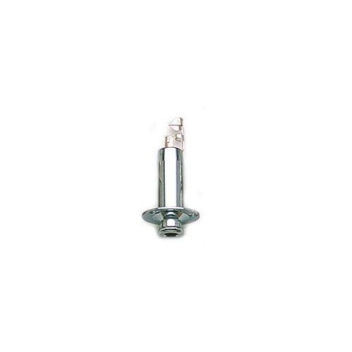 Allparts End Pin Jack Chrome