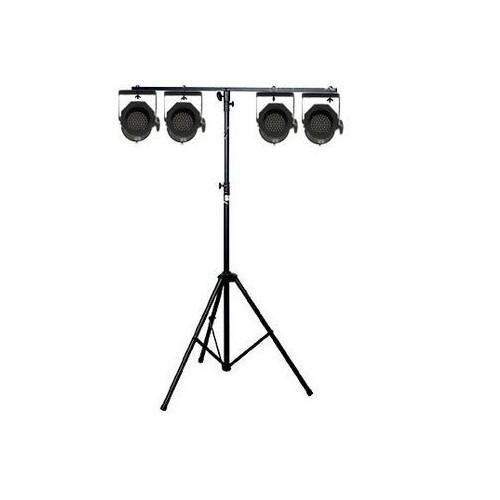 Stairville LED PAR 36 Black set
