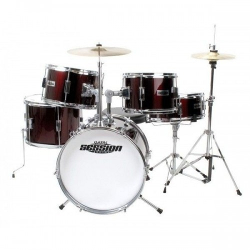 XDrum Junior Pro Kids Drum Set Red