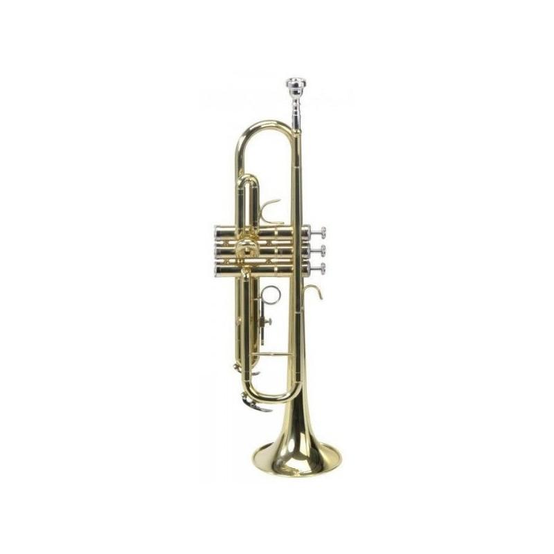 Classic Cantabile Brass TR-37 Bb Trumpet