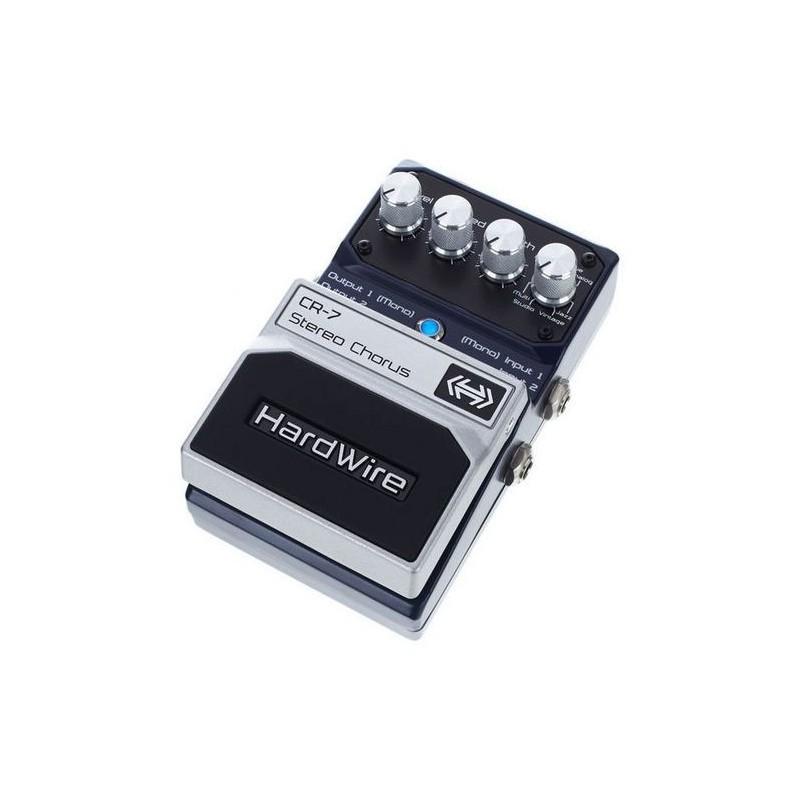 Digitech Hardwire HW CR 7 Stereo Chorus