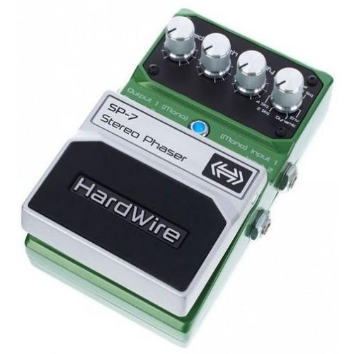 Digitech Hardwire SP-7 Stereo Phaser