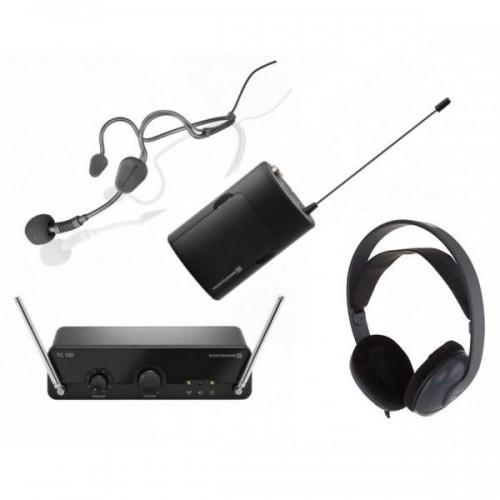 Beyerdynamic TG 100 Headset - Set Headphone