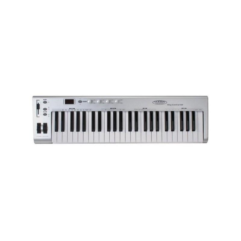 Classic Cantabile MK-49 USB Midi Keyboard