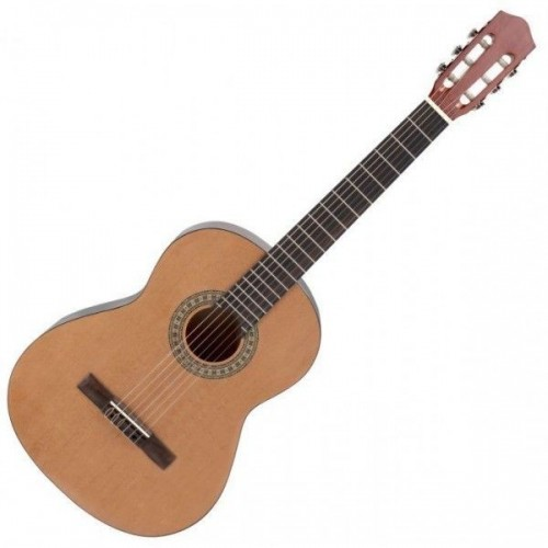 Calida Loretta Classical Guitar 1/2 Natural