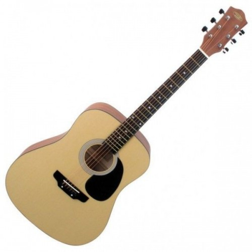 Classic Cantabile WS-3 Steel String Guitar Natural