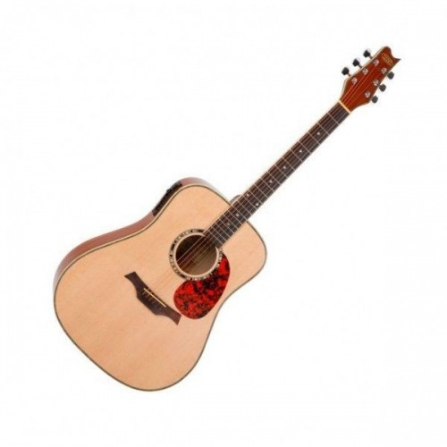 Classic Cantabile WS-2 Steel String Guitar Natural