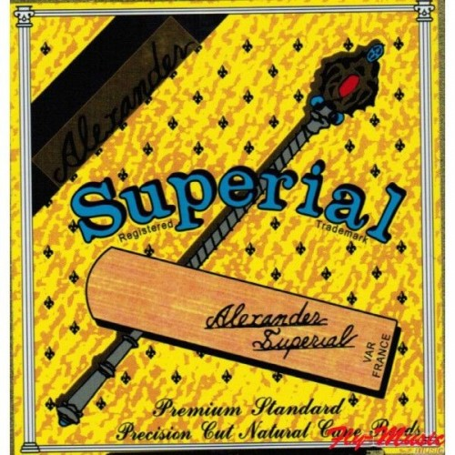 Alexander Superial nr 2 Clarinet Sib
