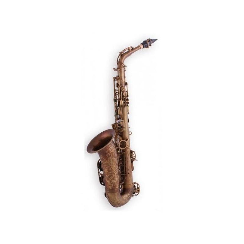 System 54 Alto Sax R-Series Pure Brass