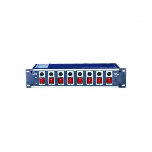 Varytec 8-F Switch Panel