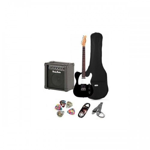 Harley Benton Set G39 Black