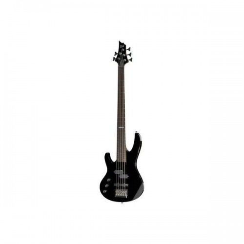 ESP LTD B-55 Black lefthand
