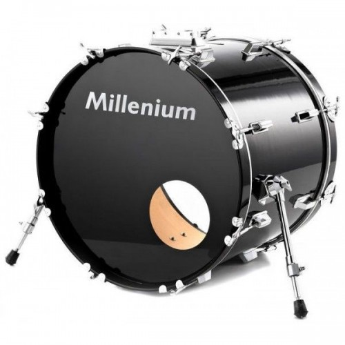 Millenium 22x16 MX500 Series Bass Drum