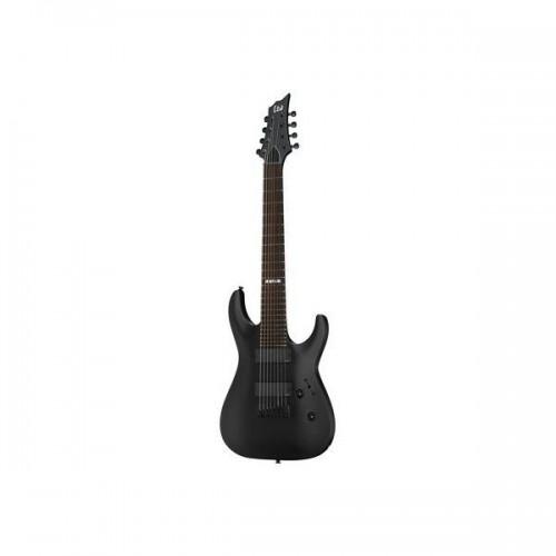 ESP LTD H-308 Black Satin