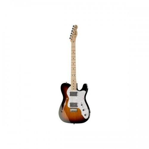 Fender 72 Telecaster Thinline MN SB