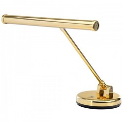 Showlite LED Piano Light Gold