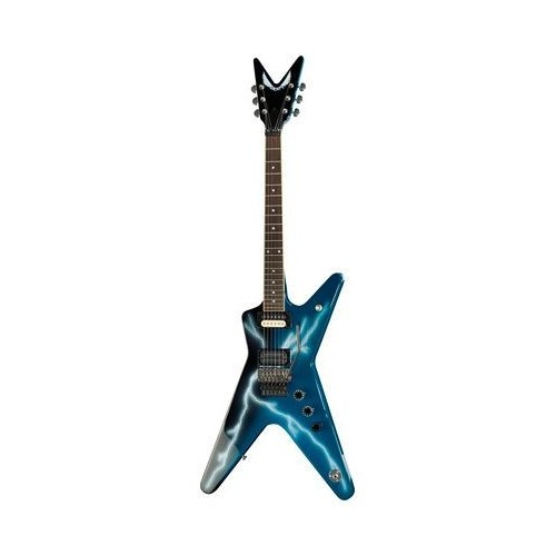 Dean Guitars Dime From Hell Blue Bolt ML