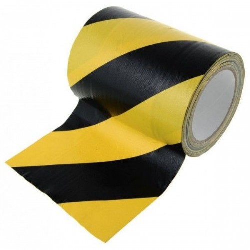 Stairville 686 Tunnel Tape Black/Yel