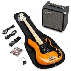 Fender Squier Affinity P-Bass Set BB