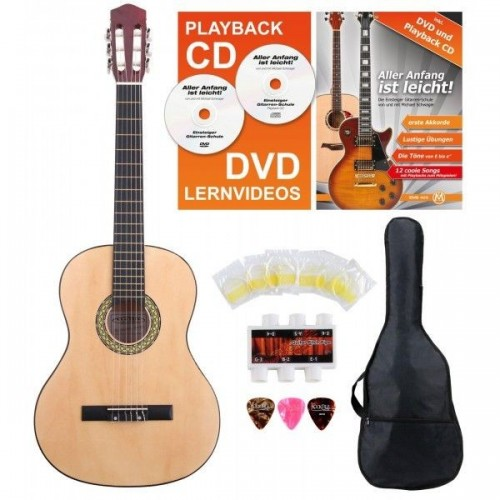 Classic Cantabile AS-851-L Classical Guitar 4/4 Left Hand